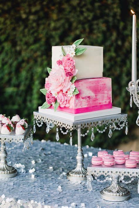 Luxury Wedding Cake Stands From Opulent Treasures