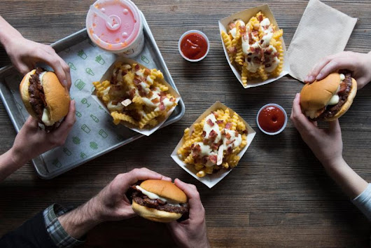 Shake Shack Debuts Bacon CheddarShack Fries For A Limited Time