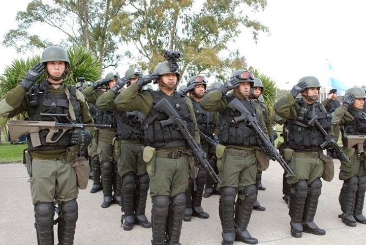 Resultado de imagen para narcotrafico gendarmeria nacional