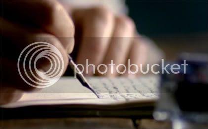 austen writes 4