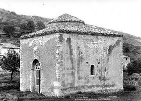 Resultado de imagen de Riez, église Sainte-Maxime, baptistere, mérovingien