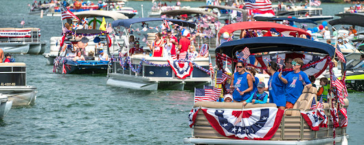 Fourth of July 2018 Events at Lake Martin Get Hooked on Lake Martin