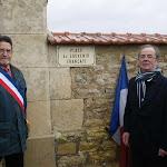 Chevigny-en-Valière   Chevigny-en-Valière : la place du Souvenir-Français a été inaugurée