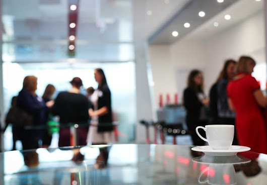 New Survey Proves Small Business Owners Value Meetings. Add Some Refreshments and They'll See Some Serious Results!