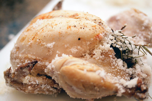 Cooked hen
