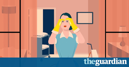 What the cleaner saw: secrets of strangers' apartments – podcast | News | The Guardian