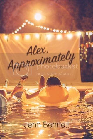 https://www.goodreads.com/book/show/30313265-alex-approximately