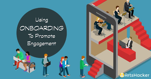 Using Onboarding Techniques To Improve Web Engagement