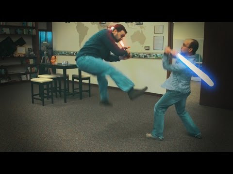 Epic Star Wars Office Spoof