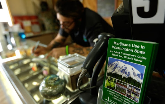 Washington state cracking down on unlicensed medical marijuana stores