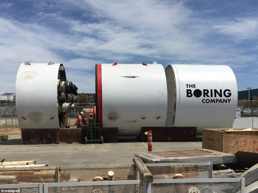 "The Boring Company's L.A. ""Loop"" Gets City Support"