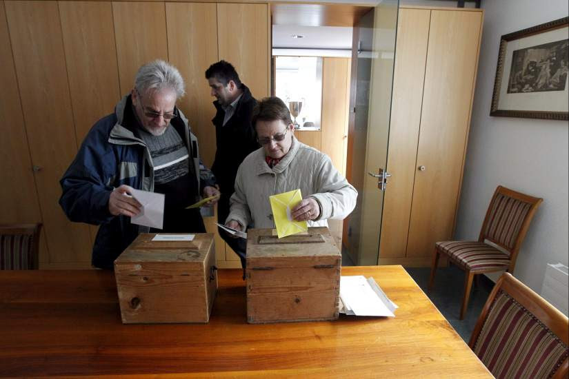Resultat d'imatges de referendum