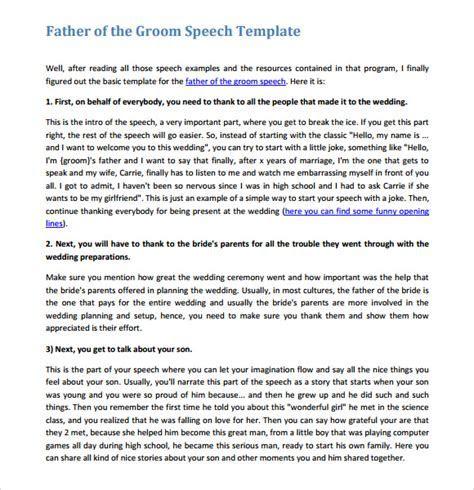 Sample Graduation Speech   8  Documents in Word, PDF