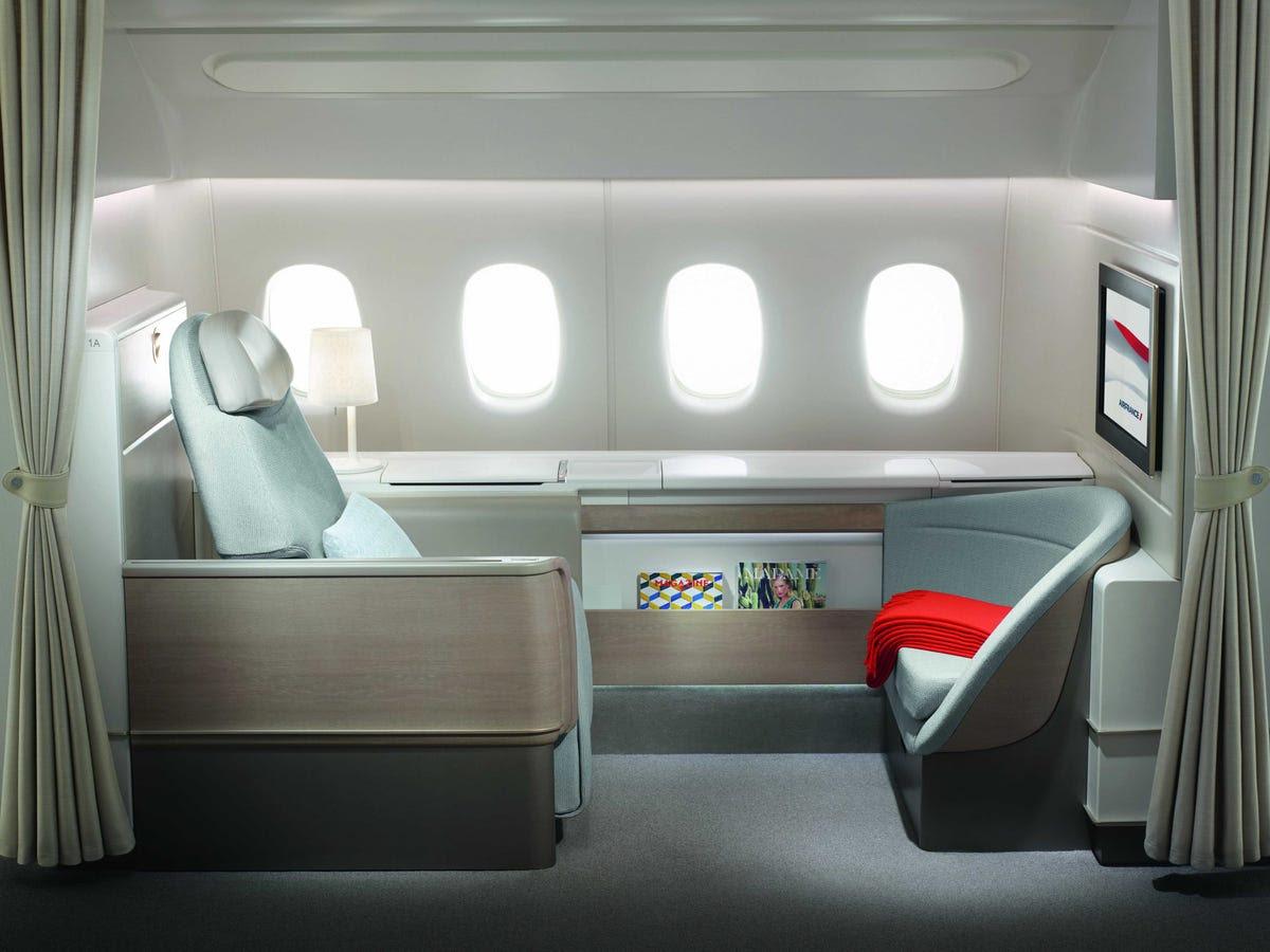 Air France PREMIERE CABINE