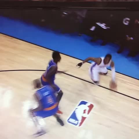 +Oklahoma City Thunder Russell #Westbrook Returns With This Nasty Baseline Dunk  Russell Westbrook ...