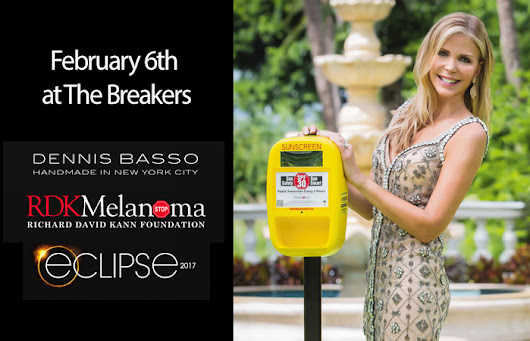Our largest fundraiser of the year is on February 6th at The Breakers. | RDK Melanoma Foundation