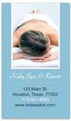BCS-1124 - salon business card