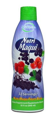 Nutri Maqui #Giveaway Ends 5/15