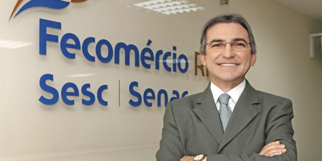 Presidente da Fecomércio, Marcelo Fernandes, afirma que é preciso agir em busca de soluções