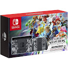 Nintendo Switch Super Smash Bros Ultimate Edition Bundle, Black