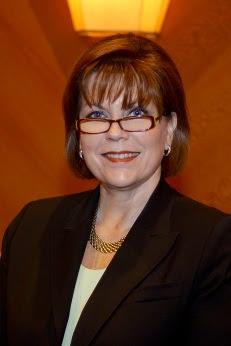 Dr. Phyllis Gardner, ICRC President