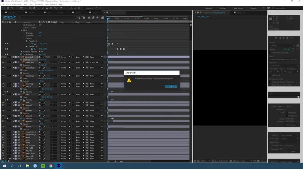 So Beheben Sie Nicht Spezifizierte Zeichnungsfehler Nach Effekten Windows Bulletin Tutorials