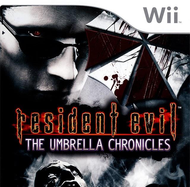 Resident Evil The Umbrella Chronicles Pal Iso