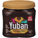 Yuban Coffee, Ground. Traditional Roast, Medium - 31 oz