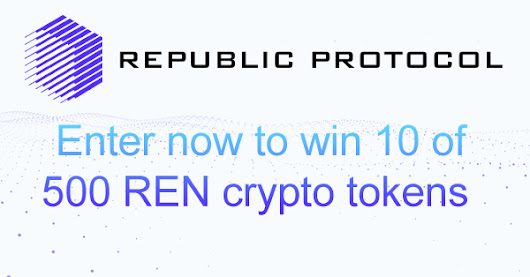 REPUBLIC PROTOCOL TOKEN GIVEAWAY