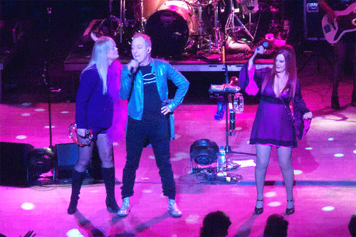 The B-52's at the Classic Center 3