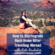 How to Reintegrate Back Home After Traveling Abroad with Cate Brubaker | The Suitcase Entrepreneur