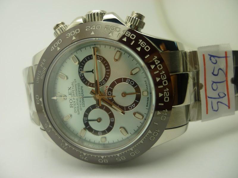 Rolex Daytona Bezel