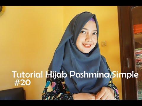 VIDEO : tutorial hijab pashmina simple #20 - indahalzami - hai maaf yah udah lama banget ga uploadhai maaf yah udah lama banget ga uploadtutorial hijablagi.. dan kali ini aku uploadhai maaf yah udah lama banget ga uploadhai maaf yah udah  ...