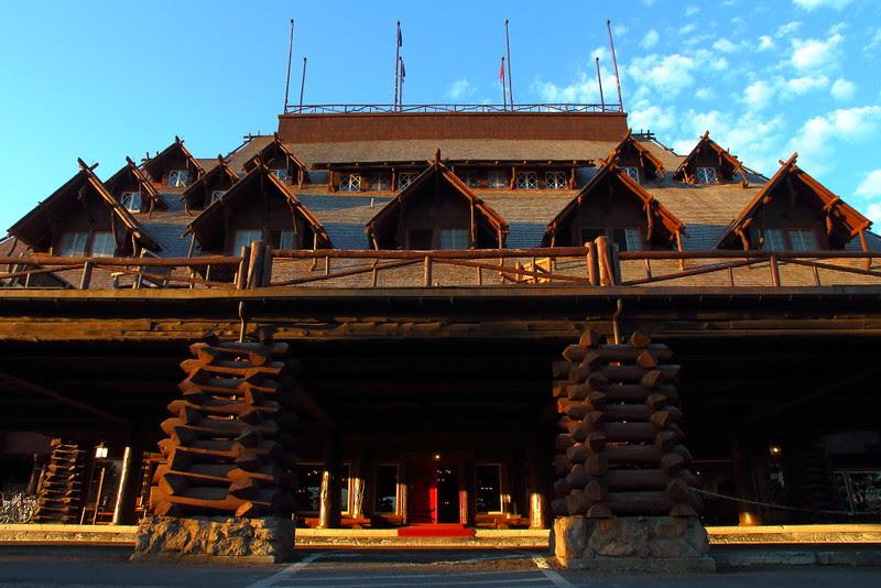 IMG_5539 Old Faithful Inn, Yellowstone National Park