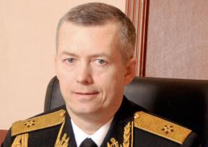 Командующий Черноморским флотом представил своего заместителя