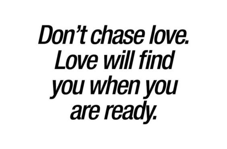 Dont Chase Love Funny Pictures Quotes Memes Funny Images