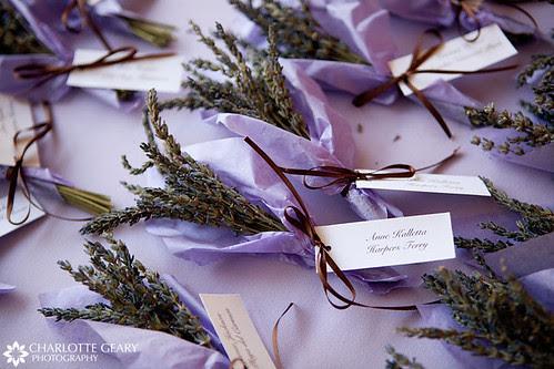 Wedding Place Card Table Ideas