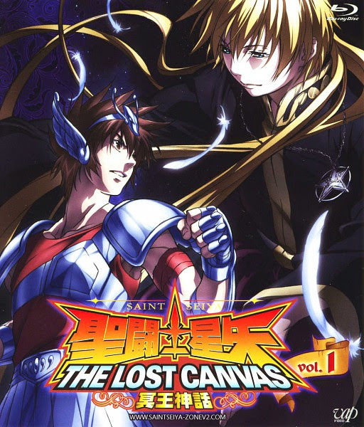 Tags: Anime, Saint Seiya Lost Canvas, Saint Seiya, Alone Hades, Pegasus Tenma, Specters -the Lost Canvas, Bronze Saints -the Lost Canvas