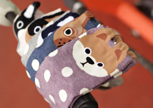Dog Socks for Women - Trendy Dog Accessories – Rebel Style Shop