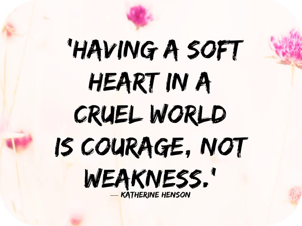 Quotes About Softening The Heart 50 Quotes