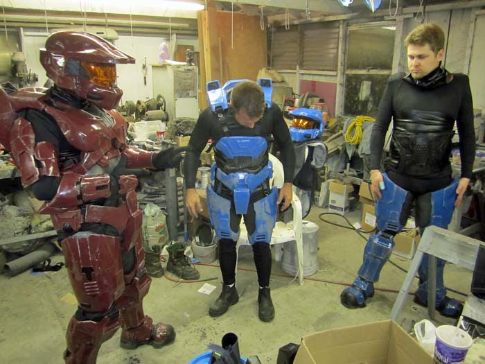 Armor Dressing