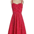 Humbly Haute #Dress in Red | Shopperista