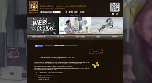 WebInterface.co | Quebec Graphic Design Services Agence Montreal QC
