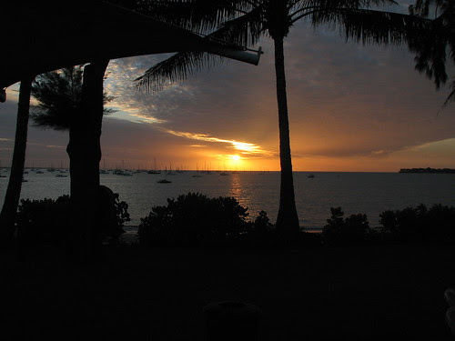 Darwin Sailing Club Sunset
