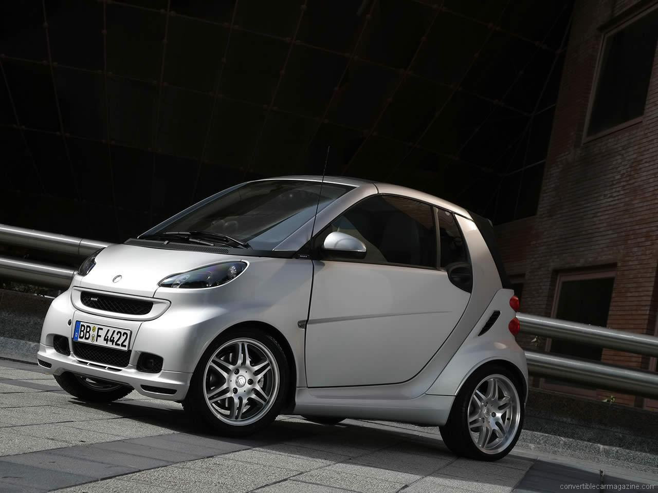 Smart fortwo BRABUS cabrio Buying Guide
