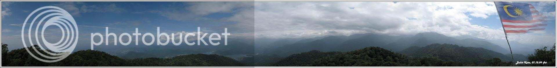 Bukit Kutu Panorama View