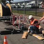 Après un vol de câbles à Fretin, comment Orange opère pour réparer en urgence