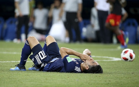 Japan steal World Cup hearts with dignified response to cruel exit