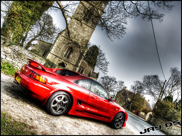 HDR Toyota MR2 (07)