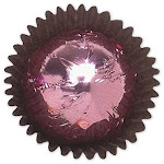Deluxe Small Business Sales 65-33-PIN 3 x 3 in. Foil Sheet, Pink